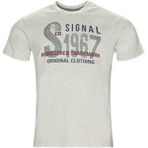 Cooper Logo T-shirt Regular | Cooper Logo T-shirt | Hvid